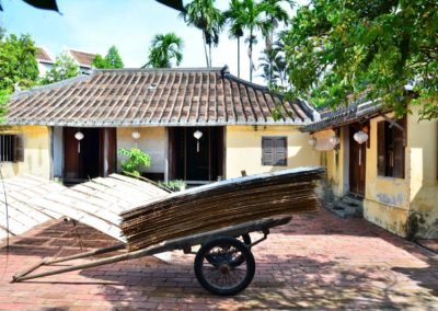 Ancient House Resort Hoi An: traditionelles Nachbarhaus