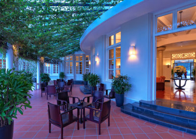 Le Gouverneur Bar im Azerai la Residence, Hue