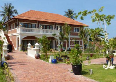 Neuer Gebäudeteil des Cassia Cottage Phu Quoc