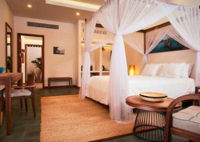 Cassia Cottage: Modern Premium-Zimmer