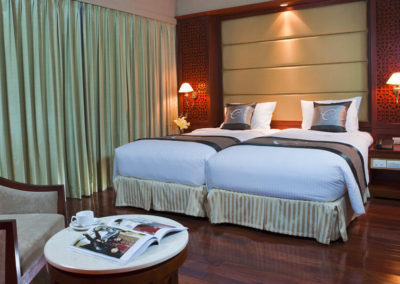 Twin-Zimmer im Conifer Boutique Hotel Hanoi