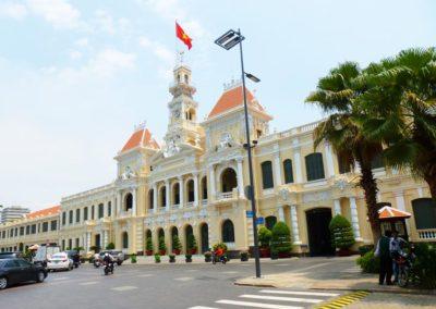 Ehemaliges Rathaus von Ho-Chi-Minh-Stadt