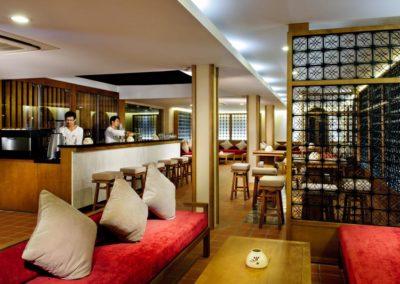 Bar des Hotels Emeralda Ninh Binh