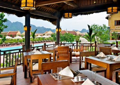 "Emeralda Ninh Binh: ""Organics Restaurant"""