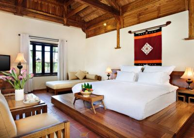 Deluxe-Zimmer des Emeralda Ninh Binh Resorts