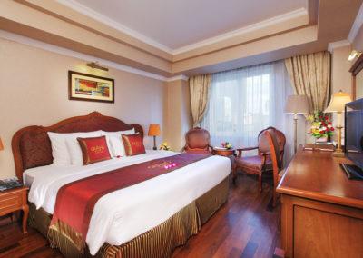 Premium Deluxe-Zimmer im Grand Hotel in Saigon