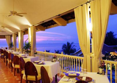 "La Veranda Phu Quoc: ""The Pepper Tree Restaurant"""