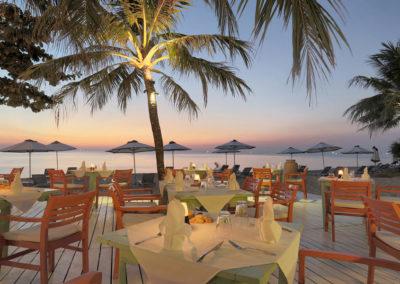 "La Veranda Resort Phu Quoc: Terrasse des ""Le Jardin"""