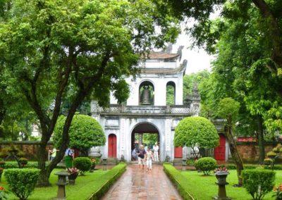 Literaturtempel Hanoi – Vietnams erste Universität