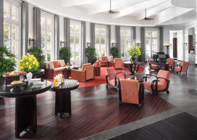 Lobby des Hotels Azerai la Residence, Hue