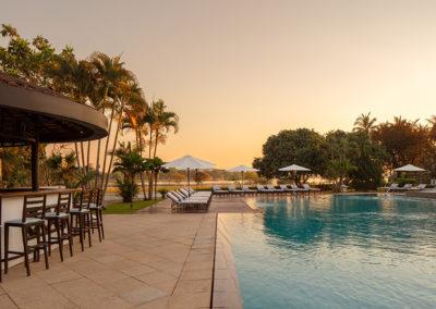 Azeira La Residence, Hue: Swimming-Pool
