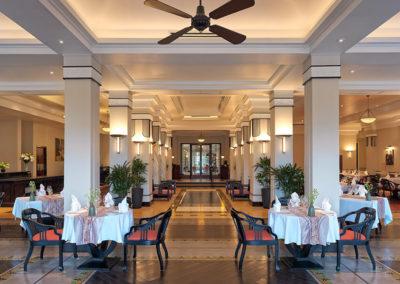 Azerai La Residence, Hue: Le Parfum Restaurant