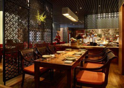 Restaurant im Hotel Park Hyatt Saigon
