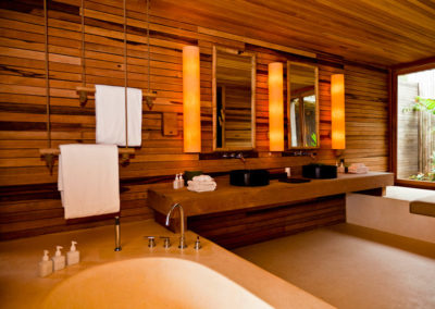 Six Senses Con Dao: Badezimmer