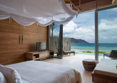 Six Senses Con Dao: Ocean Front Deluxe Pool Villa