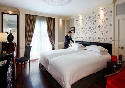 Premium-Zimmer im Opera-Flügel des Sofitel Legend Metropole Hanoi