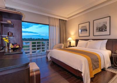 Superior River View-Zimmer: Hotel Azerai La Residence, Hue