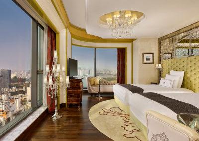 Grand Deluxe-Zimmer im Hotel The Reverie Saigon