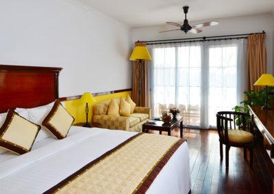 Doppelzimmer im Victoria Can Tho Resort